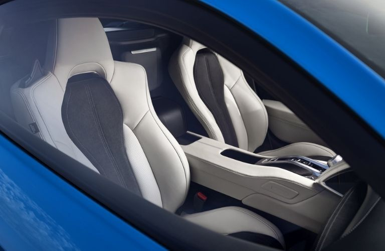 2021 Acura NSX Front Seats