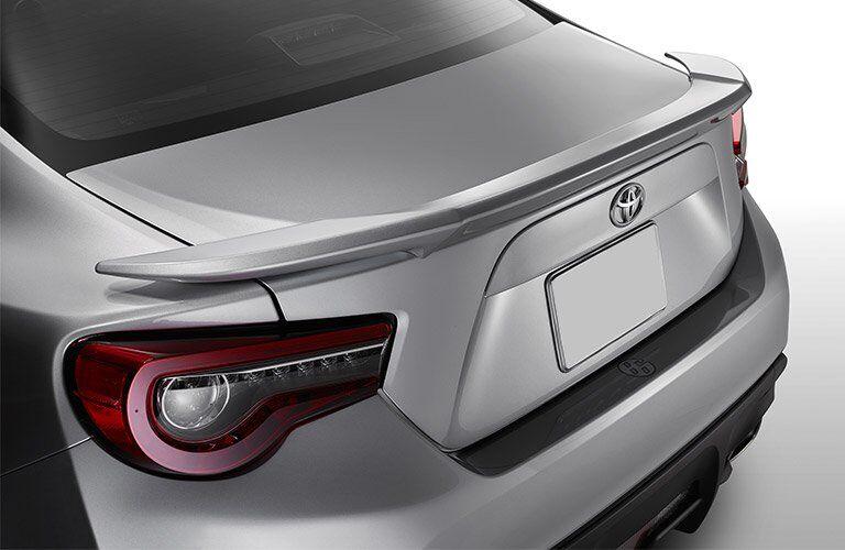 2017 toyota 86 rear bumper taillights