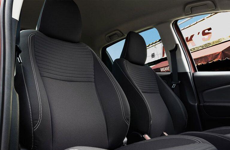 2017 toyota yaris interior seats