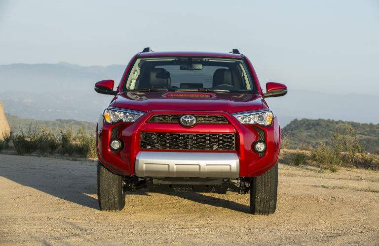 2018 Toyota 4Runner Exterior Front Fascia