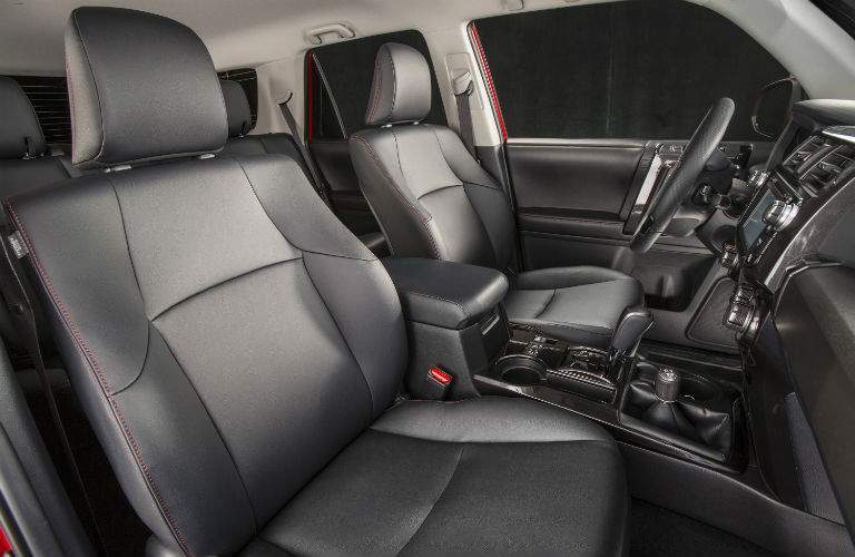 2018 Toyota 4Runner Interior Cabin Front Seats
