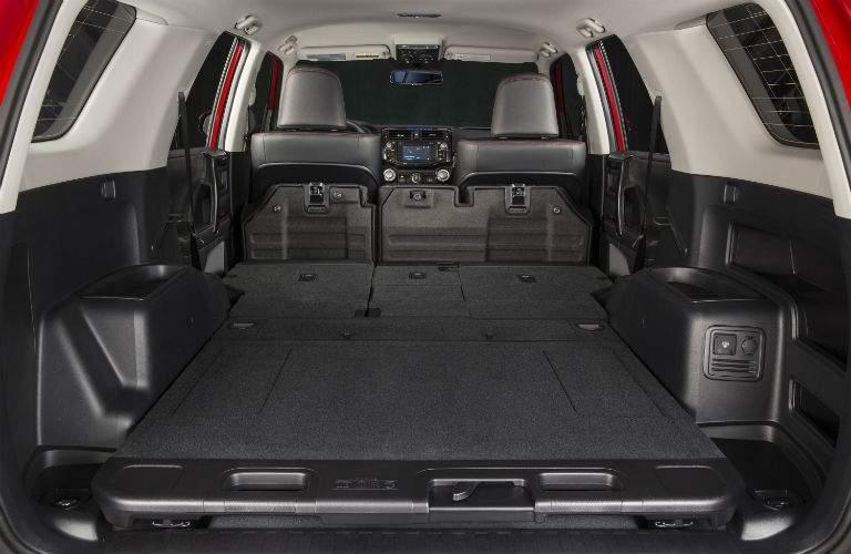 2018 Toyota 4Runner Interior Cabin Cargo Room