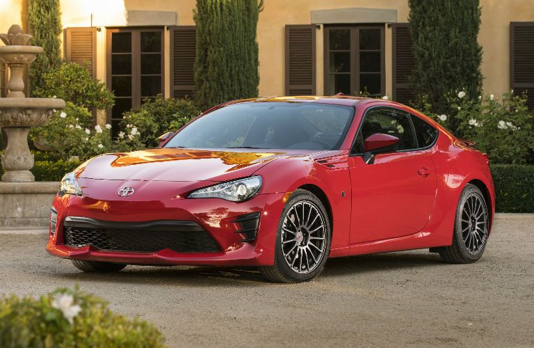2018 Toyota 86 Exterior Driver Side Front Angle