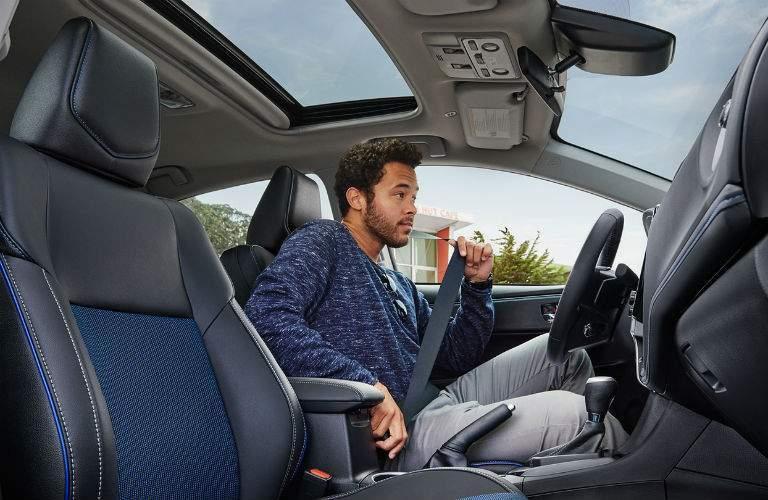 2018 Toyota Corolla Interior Cabin Front Seat