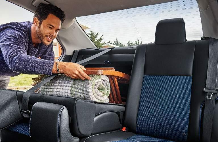 2018 Toyota Corolla Interior Cabin Rear Seat