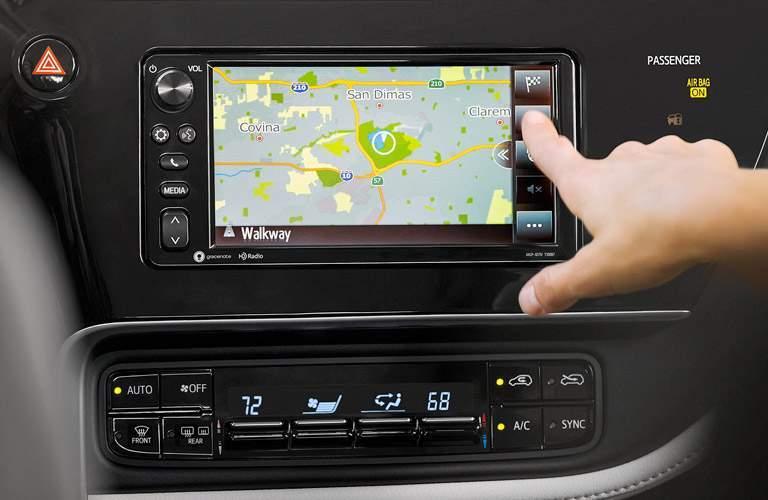 2018 Toyota Corolla iM Interior Cabin Dashboard Display Audio