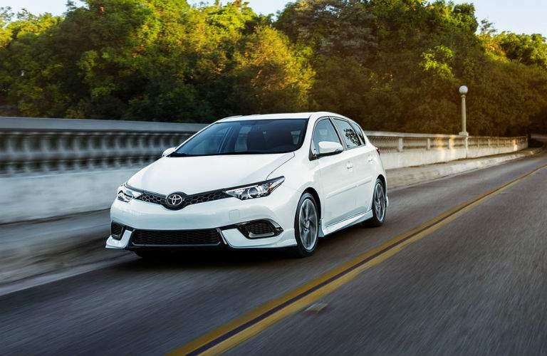 2018 Toyota Corolla iM Exterior Front Profile