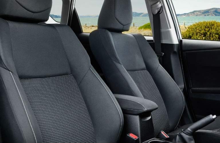 2018 Toyota Corolla iM Interior Cabin Front Seats