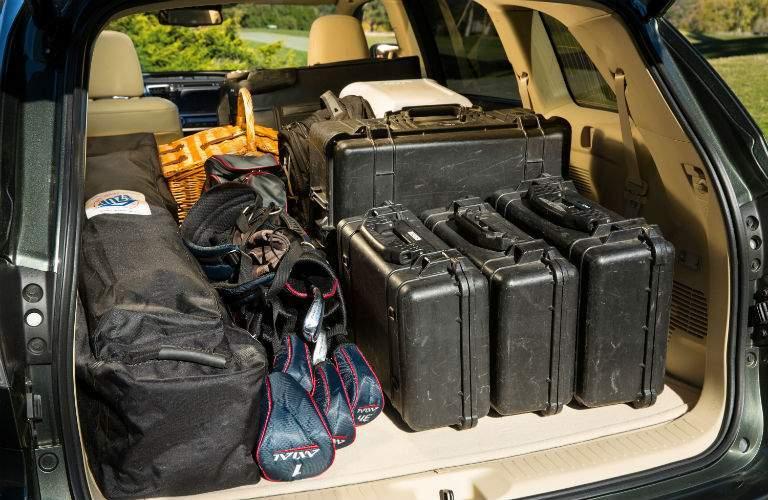 2018 Toyota Highlander Hybrid Interior Cabin Cargo Hold Full
