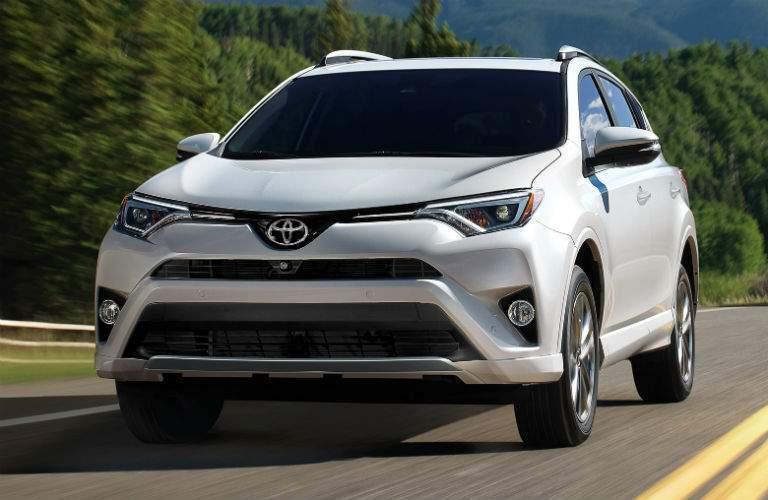 2018 Toyota Rav4 Hybrid Exterior Driver Side Front