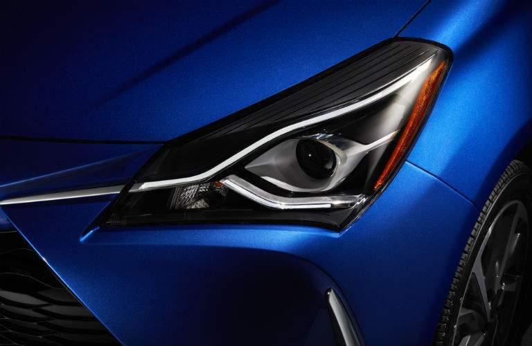 2018 Toyota Yaris Exterior Front Headlight