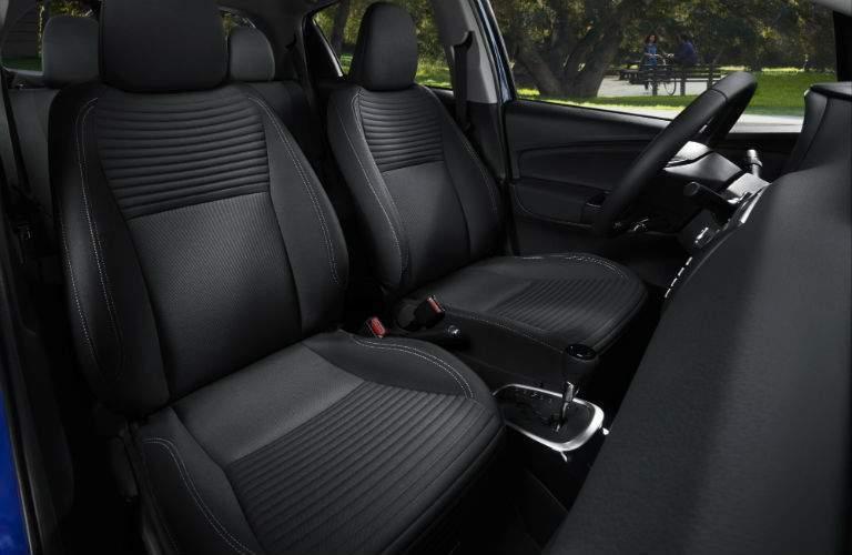 2018 Toyota Yaris Interior Cabin Front Seats