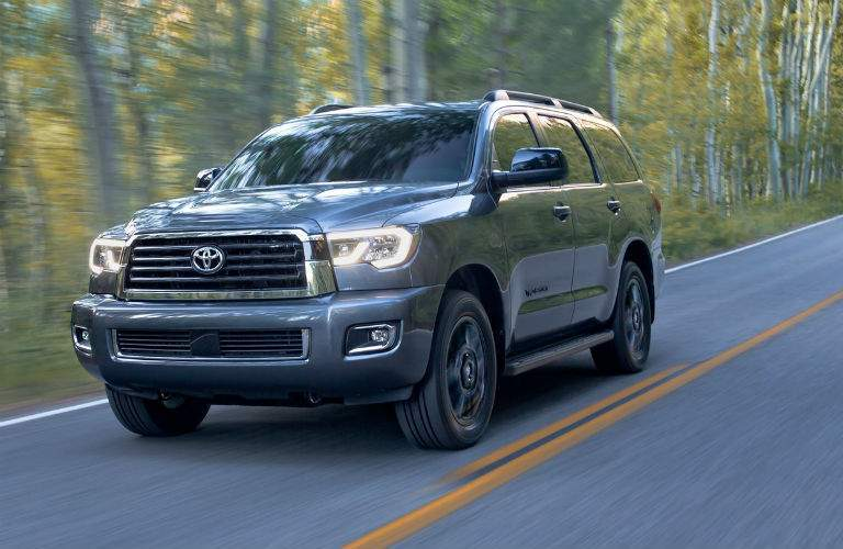 2018 Toyota Sequoia Exterior Driver Side Front