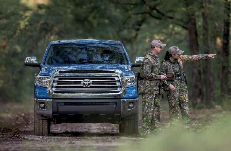 2018 Toyota Tundra Exterior Front Fascia Nearby Hunters
