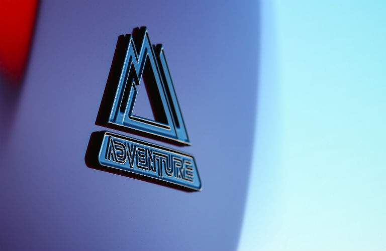 2018 Toyota RAV4 Adventure unique badge