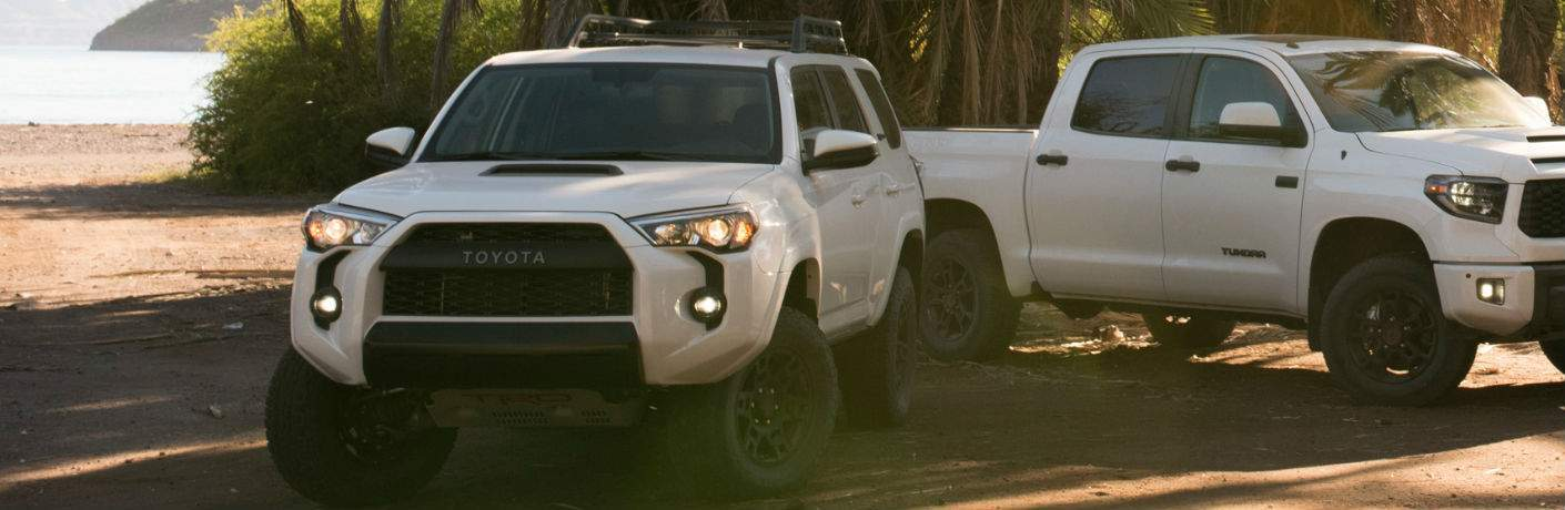 2019 Toyota 4Runner TRD Pro Series Exterior Driver Side Front