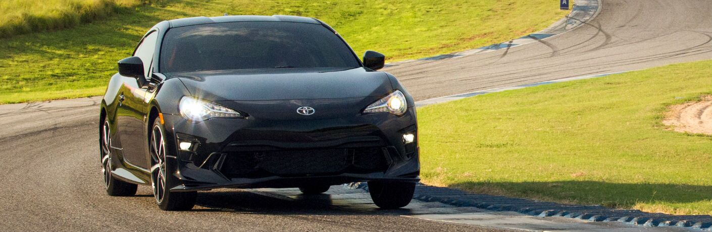 2019 Toyota 86 TRD Special Edition Exterior Passenger Side Front Angle