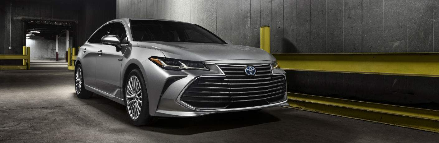 2019 Toyota Avalon Exterior Passenger Side Front