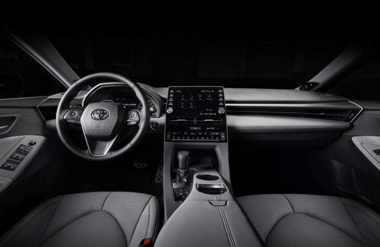 2019 Toyota Avalon Interior Front Seat/Dashboard