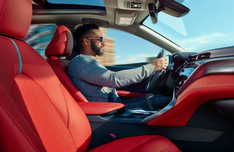 2019 Toyota Camry Interior Cabin Front Seating