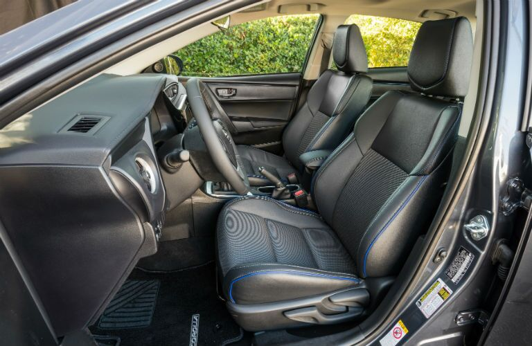 2019 Toyota Corolla Interior Cabin Front Seat