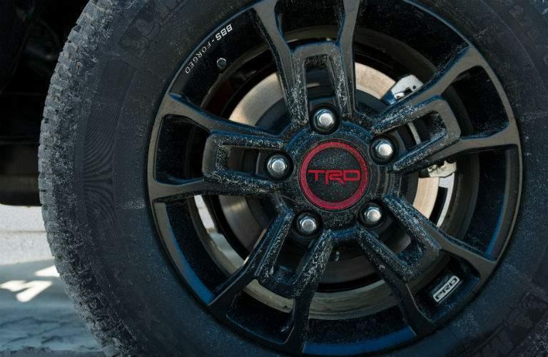 2019 Toyota TRD Pro Series Exterior Wheel