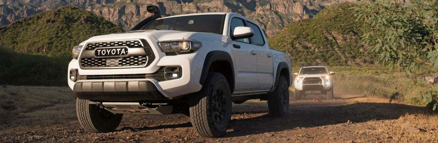 2019 Toyota Tacoma TRD Pro Exterior Driver Side Front