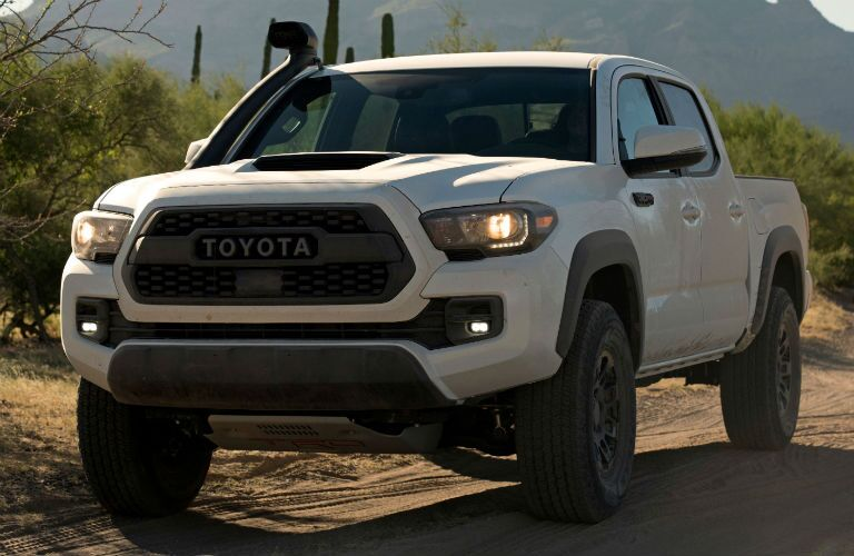 2019 Toyota Tacoma TRD Pro Exterior Driver Side Front Angle