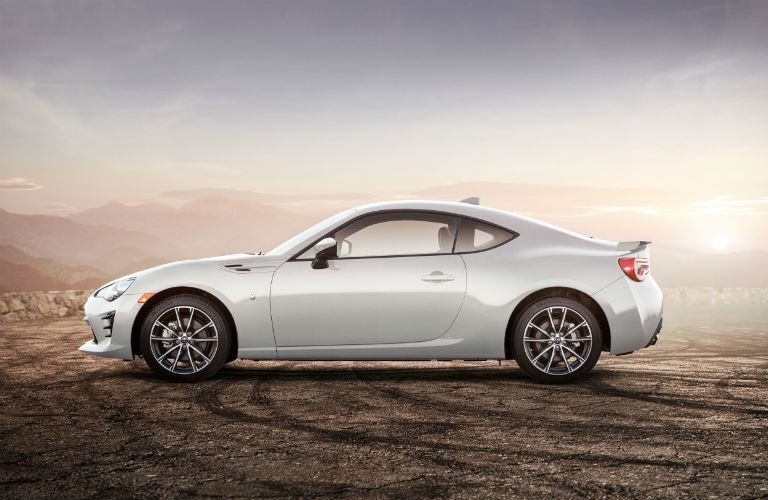 2019 Toyota 86 Exterior Driver Side Profile