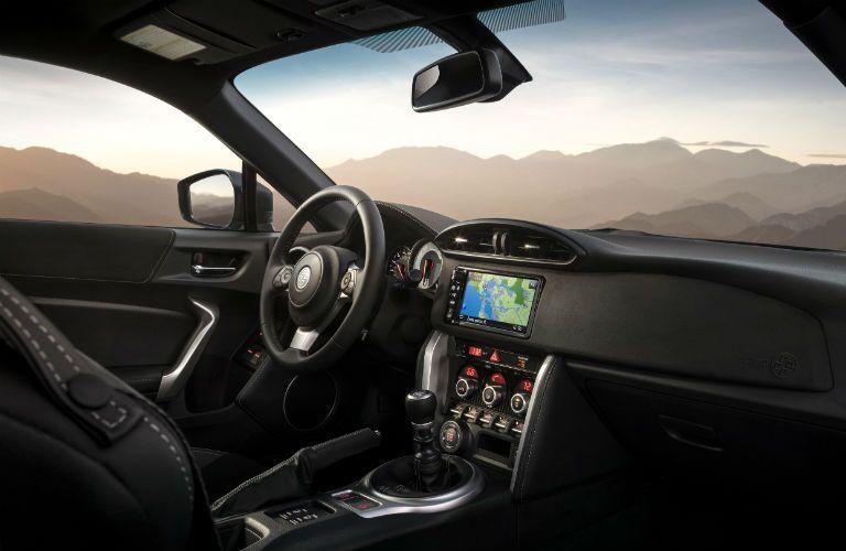 2019 Toyota 86 Interior Cabin Dashboard