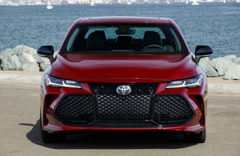 2019 Toyota Avalon Exterior Front Fascia