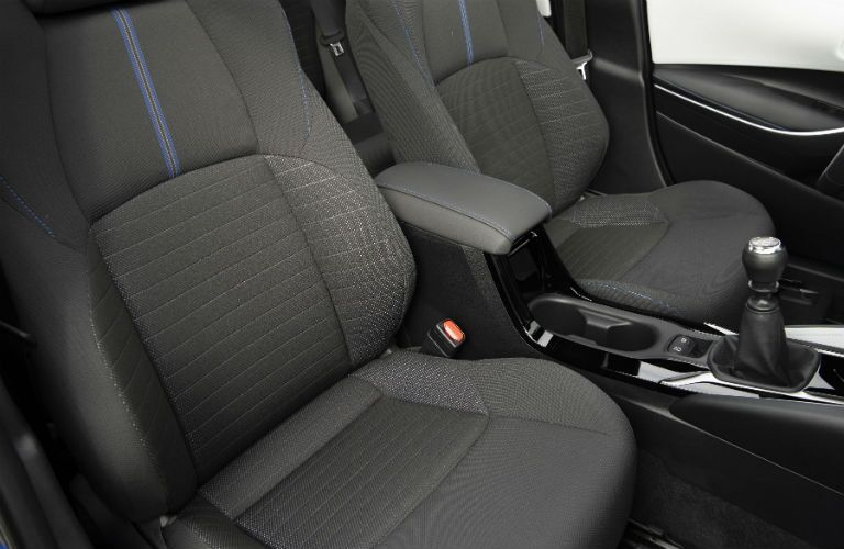 2020 Toyota Corolla Interior Cabin Front Seating