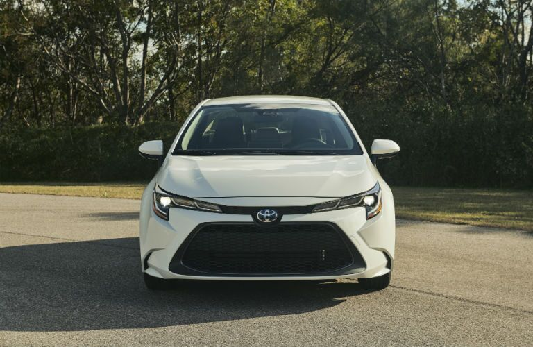 2020 Toyota Corolla Exterior Front Fascia