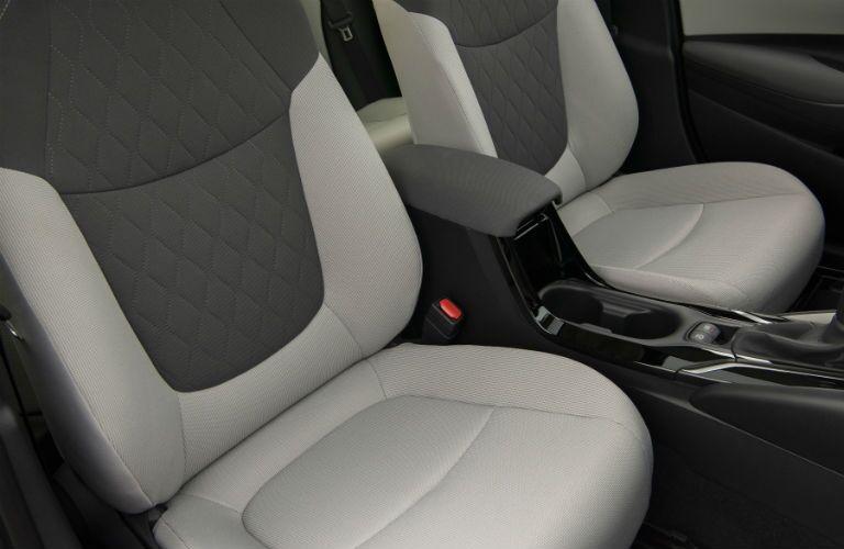 2020 Toyota Corolla Interior Cabin Seating