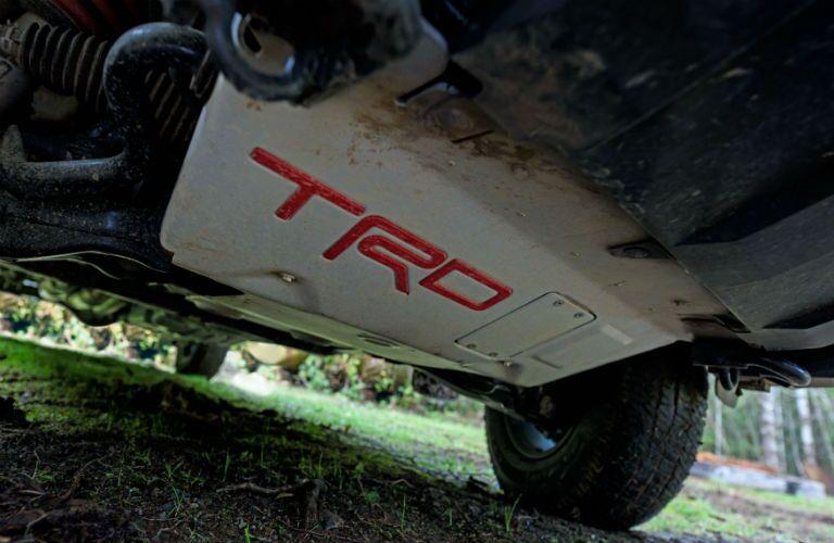2020 Toyota Sequoia TRD Pro Exterior Underbody Skid Plate