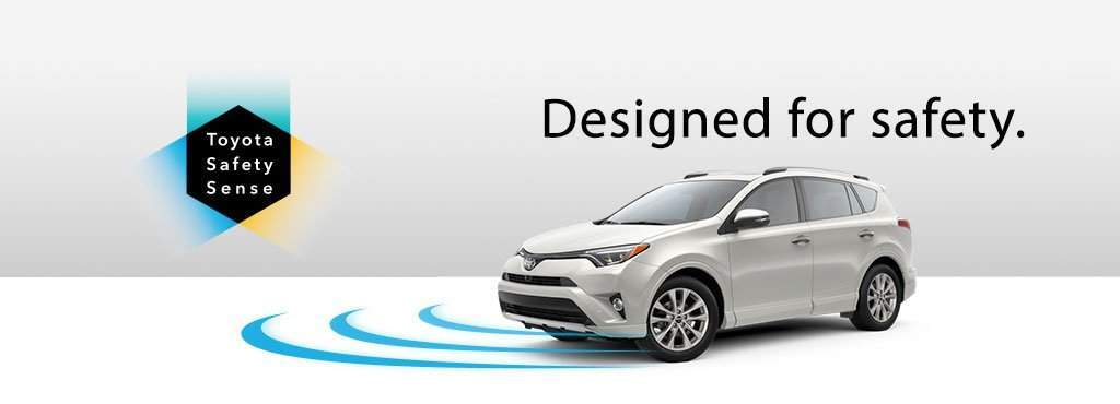 Toyota Designed For Safety