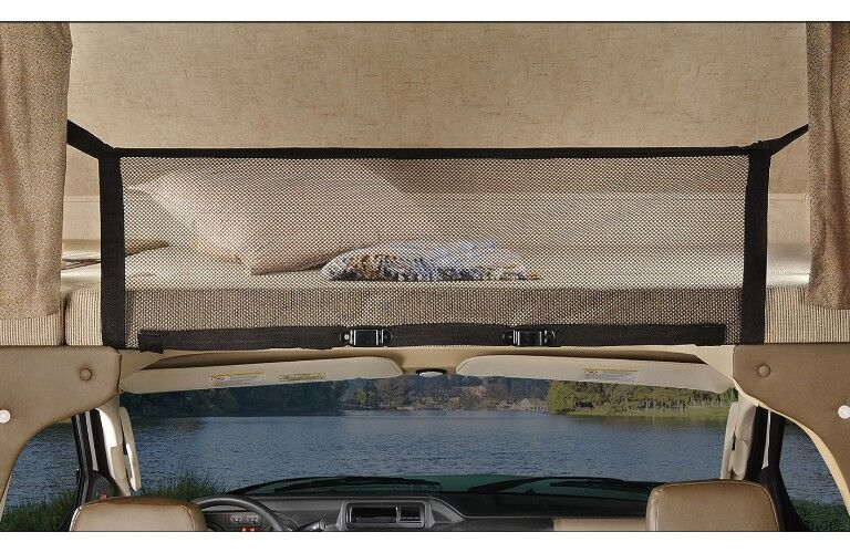 2019 Forest River Sunseeker overhead bed