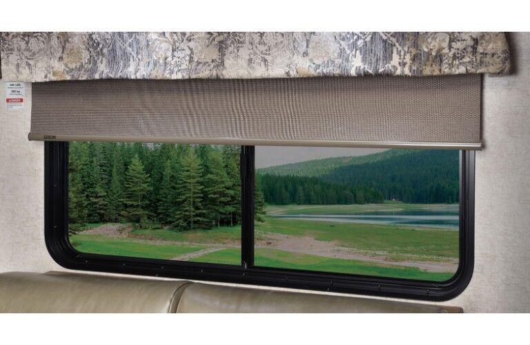 2019 Forest River Sunseeker window view