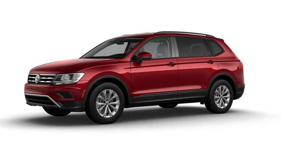 2018 Tiguan Holiday Special