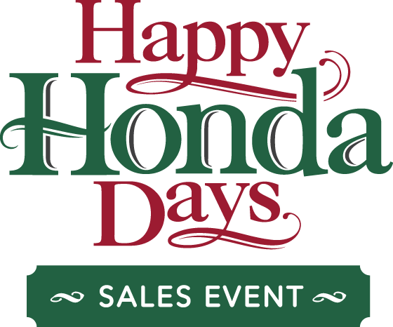 Happy Honda Days Sales Event 2018