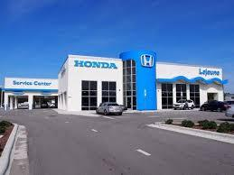 Honda Dealership in Morehead City, NC