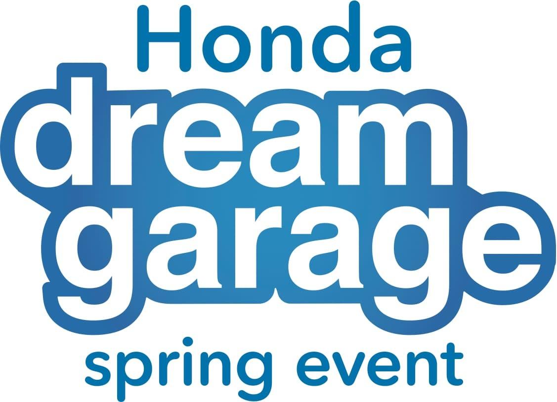 Honda Dream Garage Spring Event 2019