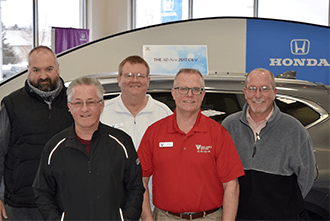 Employment at Ken Vance Motors