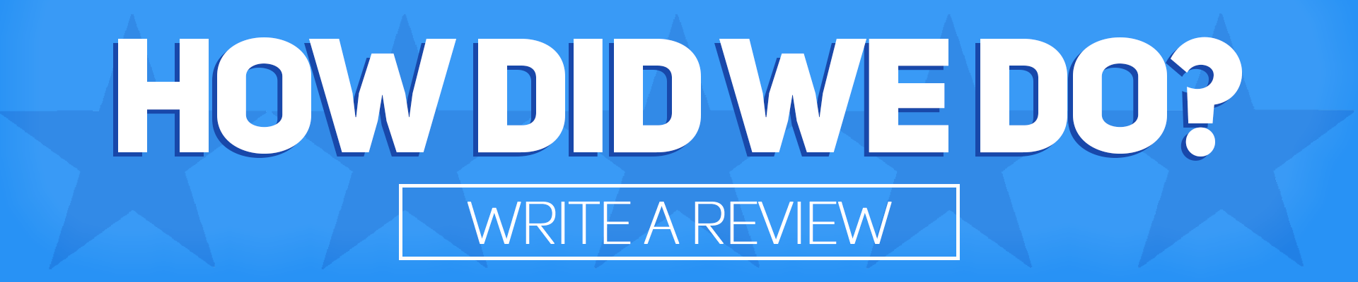 Write us a review!