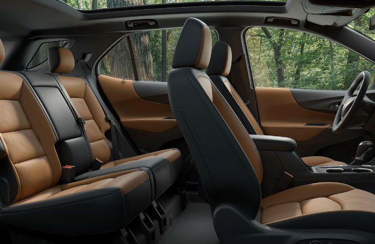 2019 Chevrolet Equinox interior space