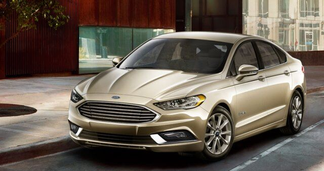 2018 Ford Fusion Hybrid For Sale Near Escondido