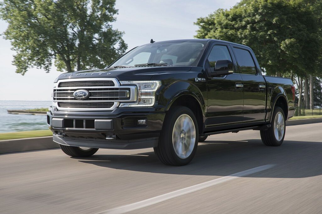 2019 Ford F-150 For Sale Near Temecula