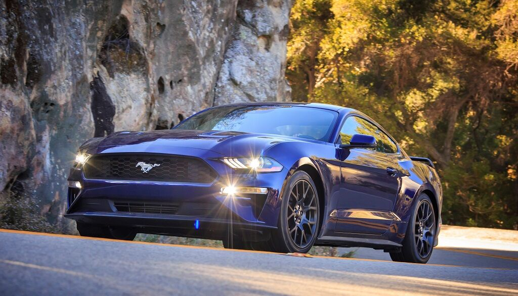 2019 Ford Mustang For Sale Near Carlsbad
