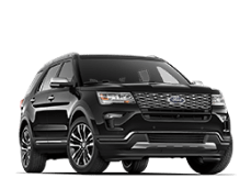 Vista Ford Explorer