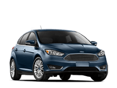 Vista Ford Focus